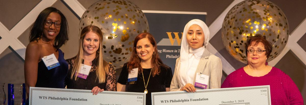 WTS Philadelphia Student Scholarships