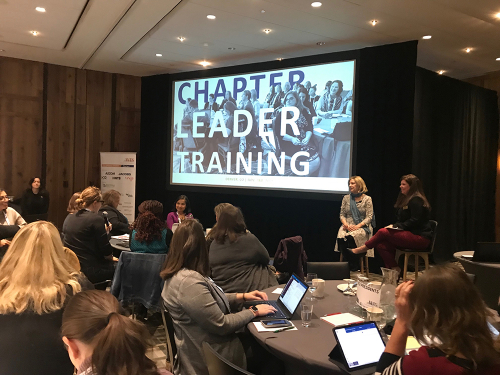 Chapter Leader Training