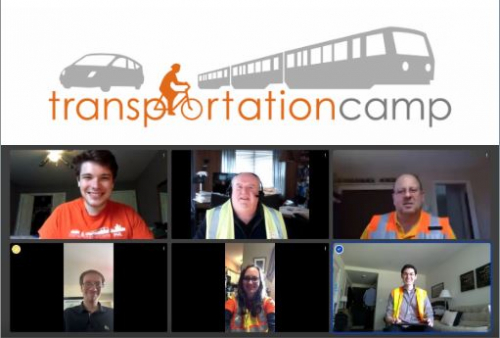 Virtual TransportationCamp PHL 2020