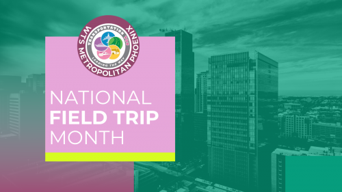 Transportation You National Field Trip Month