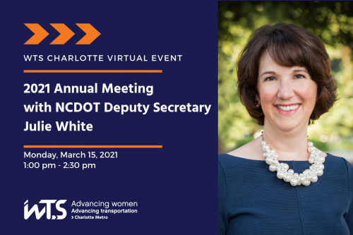 WTS Charlotte Metro 2021 Annual Meeting, March 15,2021